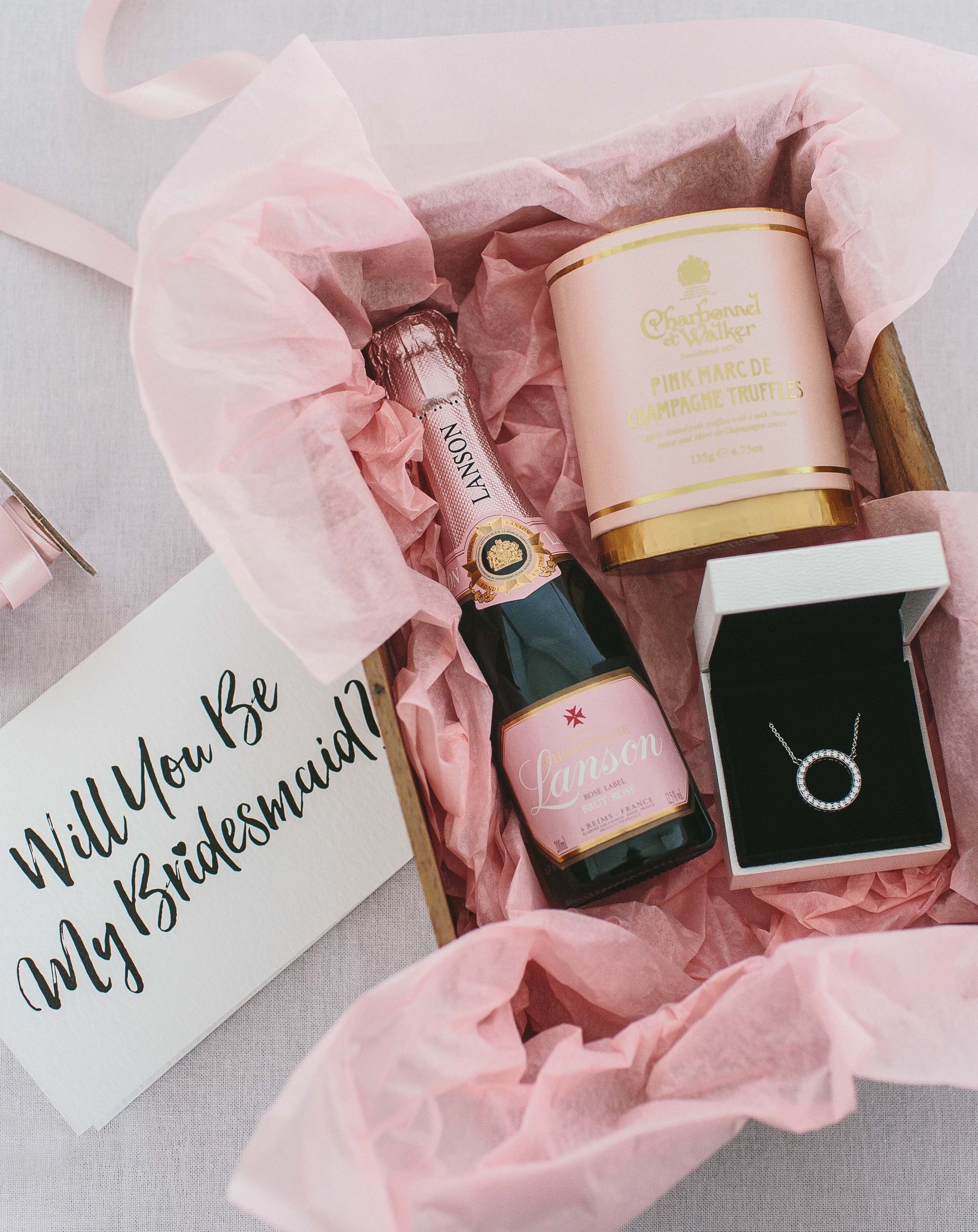 10 Cute How To Ask Bridesmaids Ideas wondering how to ask your friends to be your bridesmaids be 2020