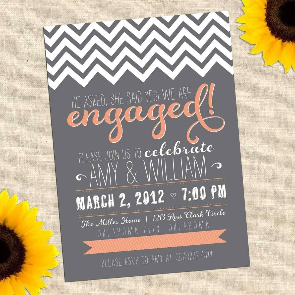 10 Awesome Fun Engagement Party Gift Ideas wording choice image fun invitations fun cute engagement party ideas 2020