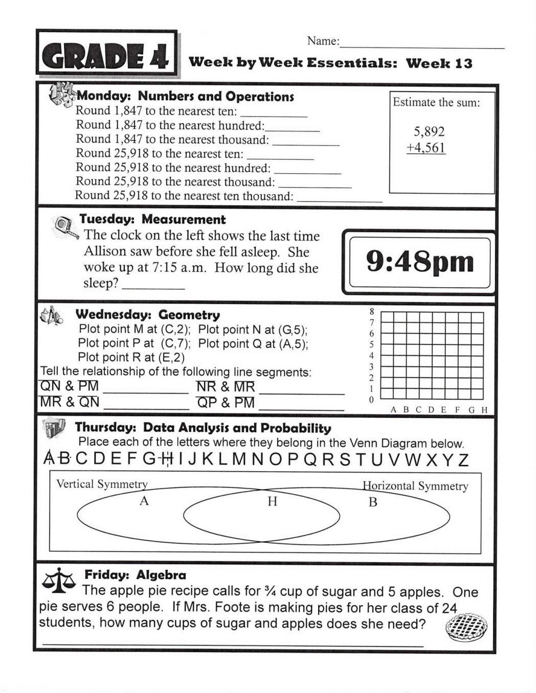 10 Attractive 4Th Grade Main Idea Worksheets worksheet main idea worksheets multiple choice exercise 4 getting 2020