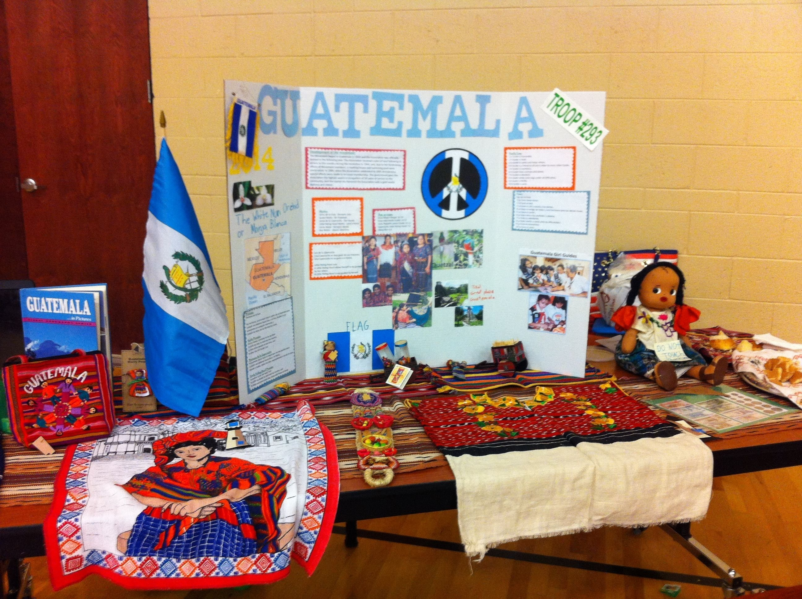 10 Attractive Girl Scout Thinking Day Ideas world thinking day guatemala girl scouts world thinking day ideas
