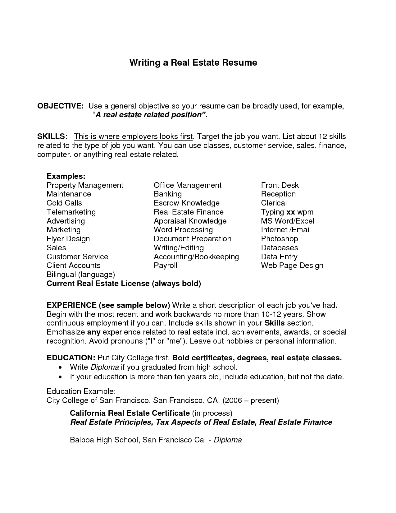 10 Famous Job Ideas For 14 Year Olds writing a resume objective sample http www resumecareer 2020