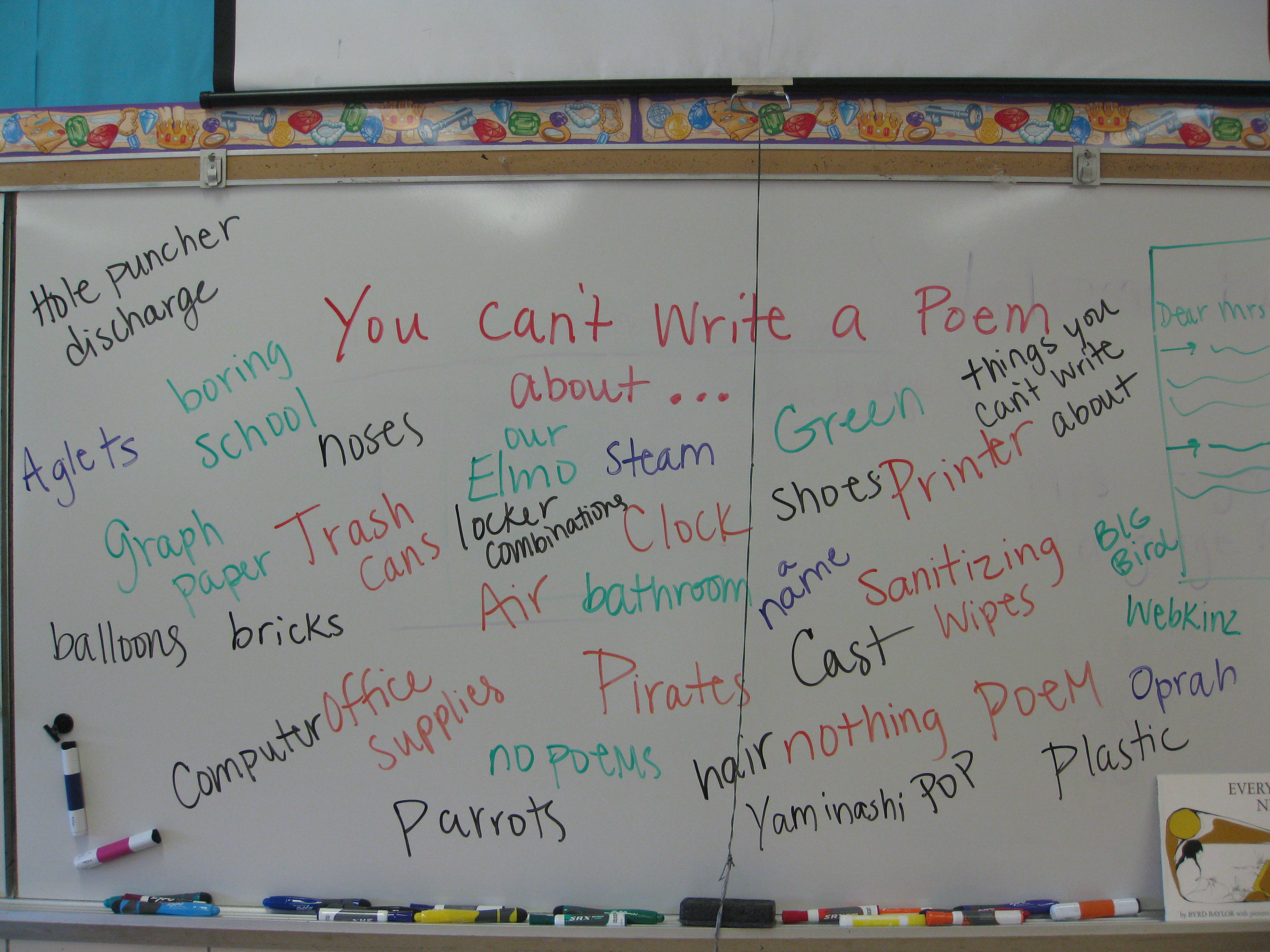 10 Perfect Good Poem Ideas To Write About writing poetry ideas read write talk 2021