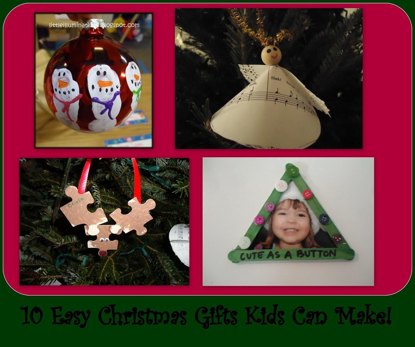 10 Unique Christmas Gift Ideas From Kids www prekandksharing blogspot 1