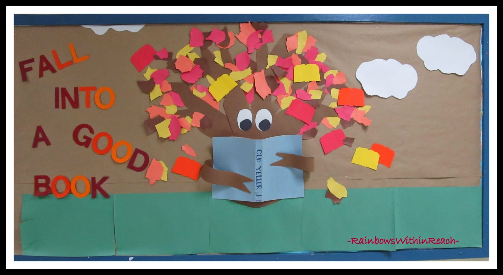 10 Gorgeous Back To School Preschool Bulletin Board Ideas www rainbowswithinreach blogspot 16 2020