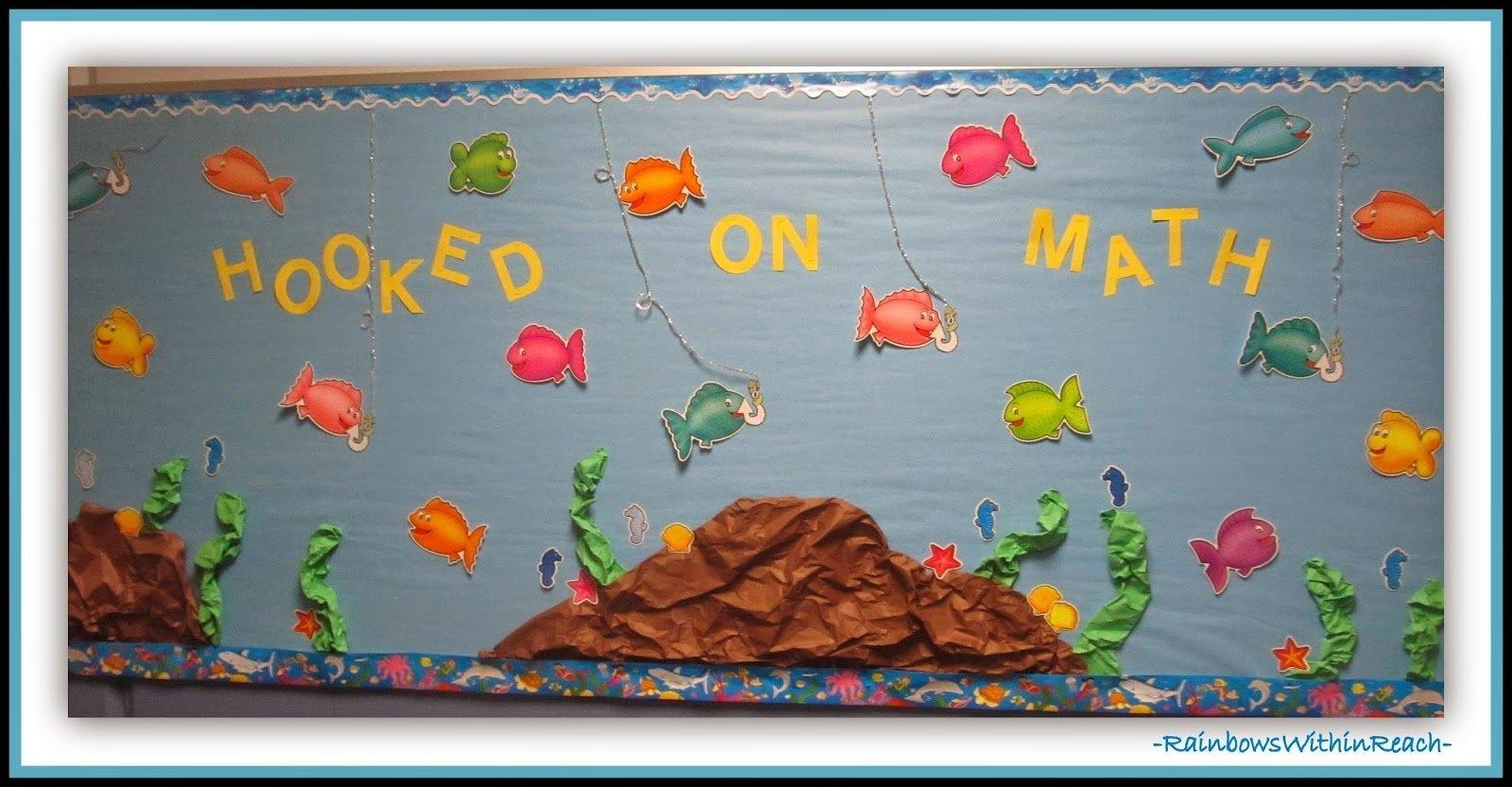 10 Fabulous Elementary School Bulletin Board Ideas www rainbowswithinreach blogspot 4 2020
