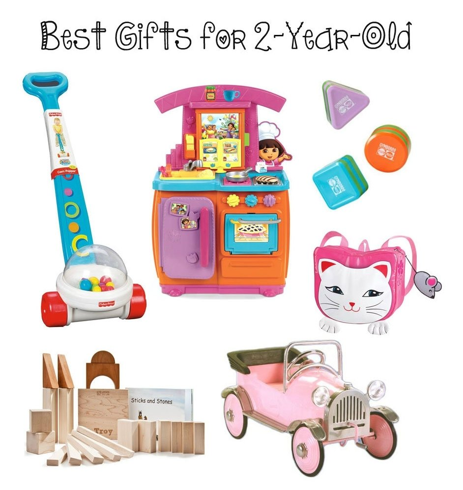 10 Amazing 2 Year Old Birthday Gift Ideas Girl