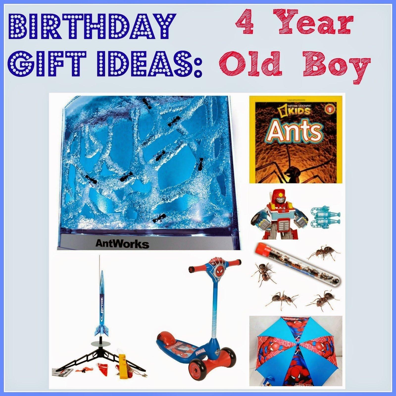 10 Cute Birthday Gift Ideas For 5 Year Old Boy