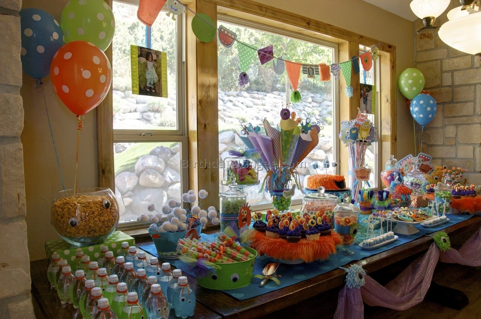 10 Nice Birthday Ideas For 4 Year Old Boy Party Home