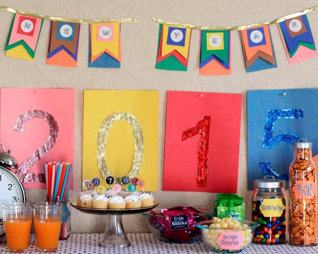 10 Cute New Years Eve Party Ideas For Kids years eve party ideas for kids 2 2020