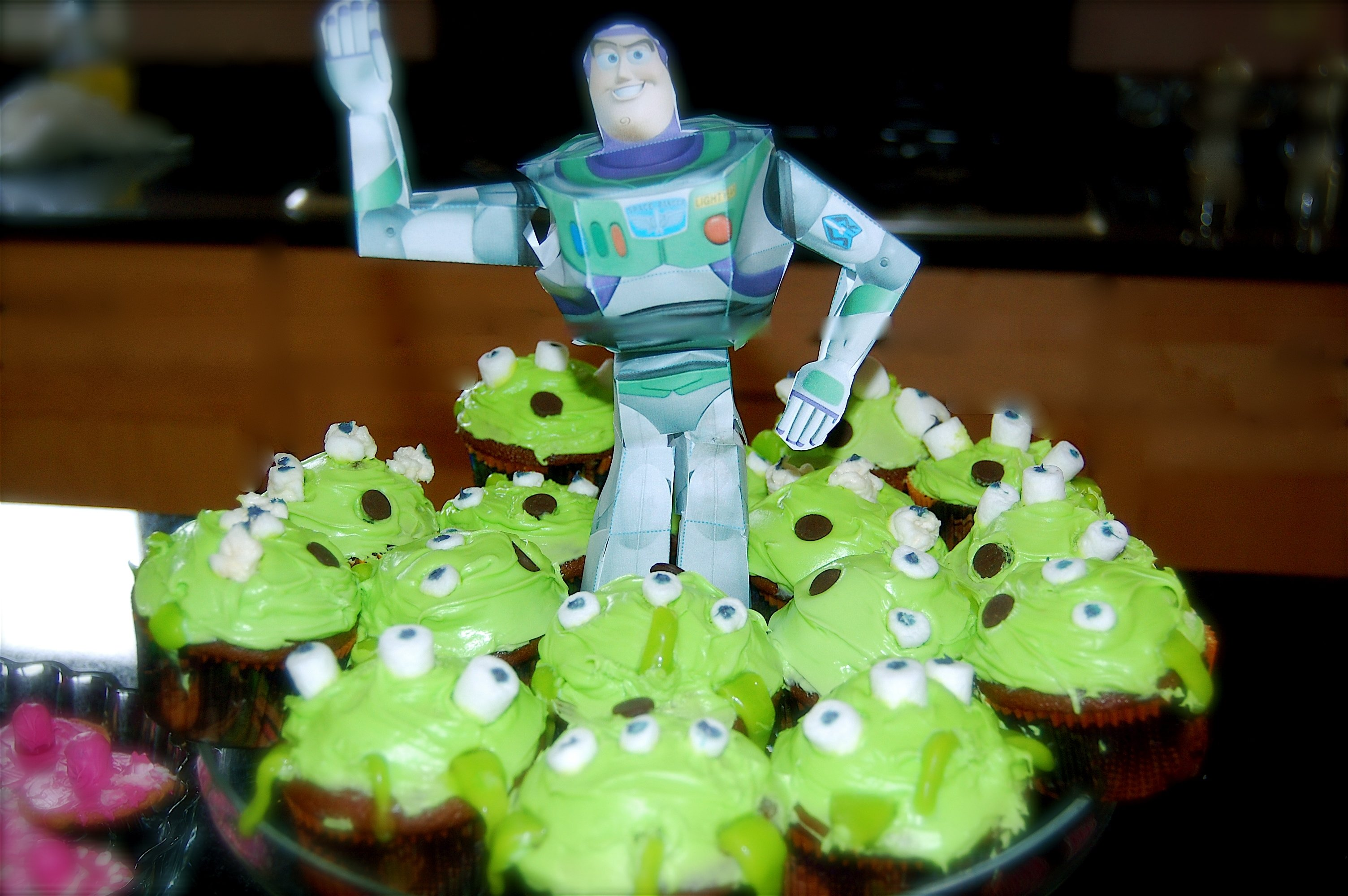 10 Most Recommended Buzz Lightyear Birthday Party Ideas yeehaw toy story birthday party ideas cupcake cuties baking blog