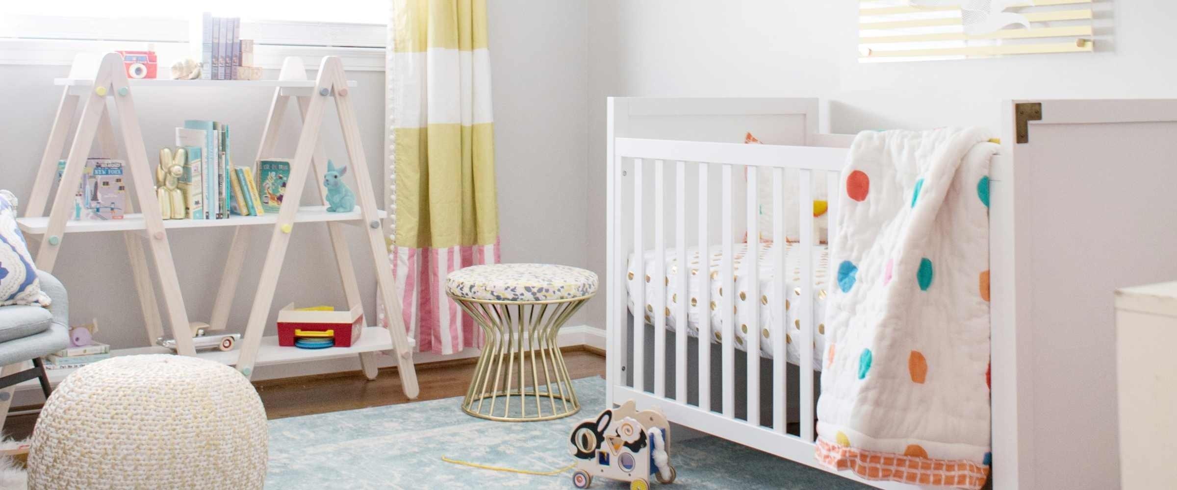 10 Fashionable Yellow And Gray Nursery Ideas yellow and gray neutral nursery ideas lay baby lay 2020