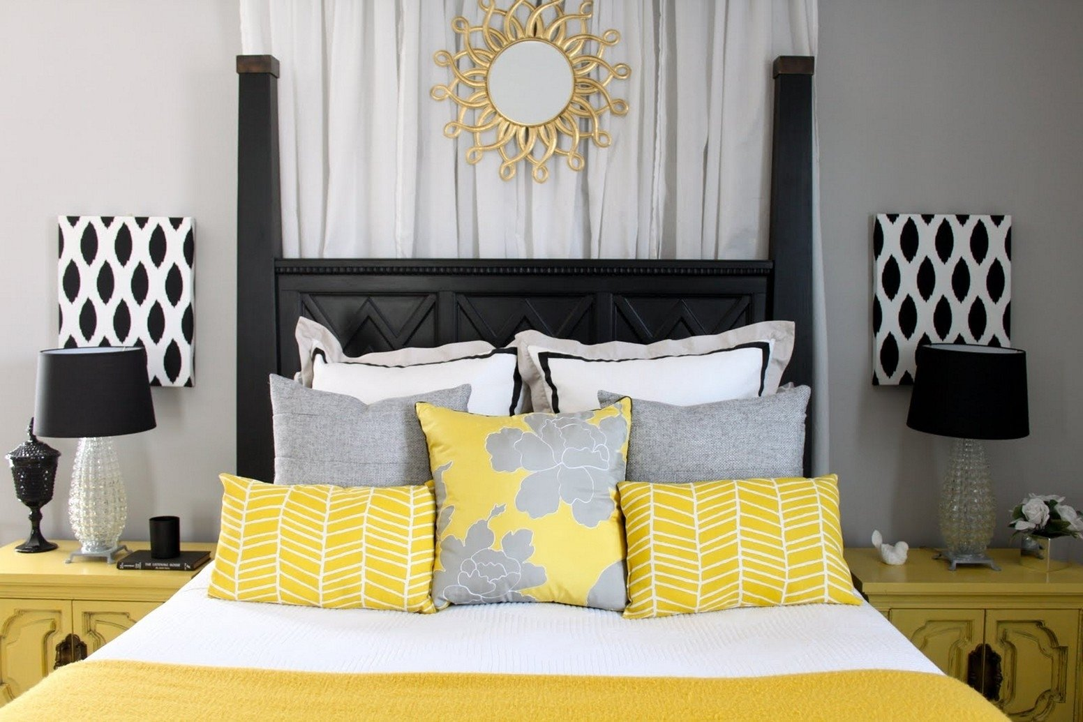 10 Attractive Yellow And Gray Bedroom Ideas yellow and grey bedroom decor nurani org yellow and gray living 2020