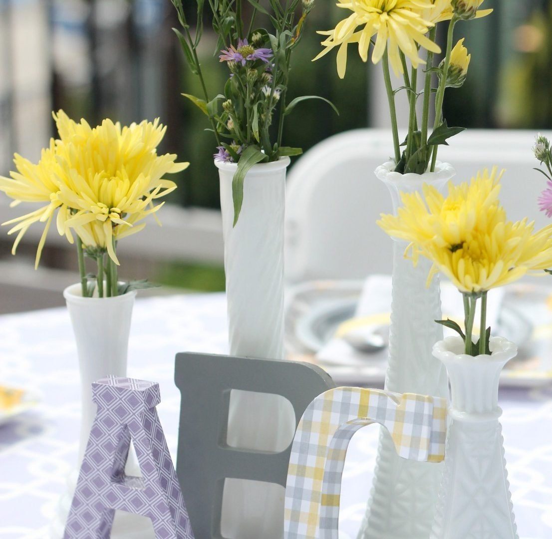 10 Trendy Yellow And Gray Baby Shower Ideas yellow baby showerdeas dreaded themed and gray pinterest grey shower 2020