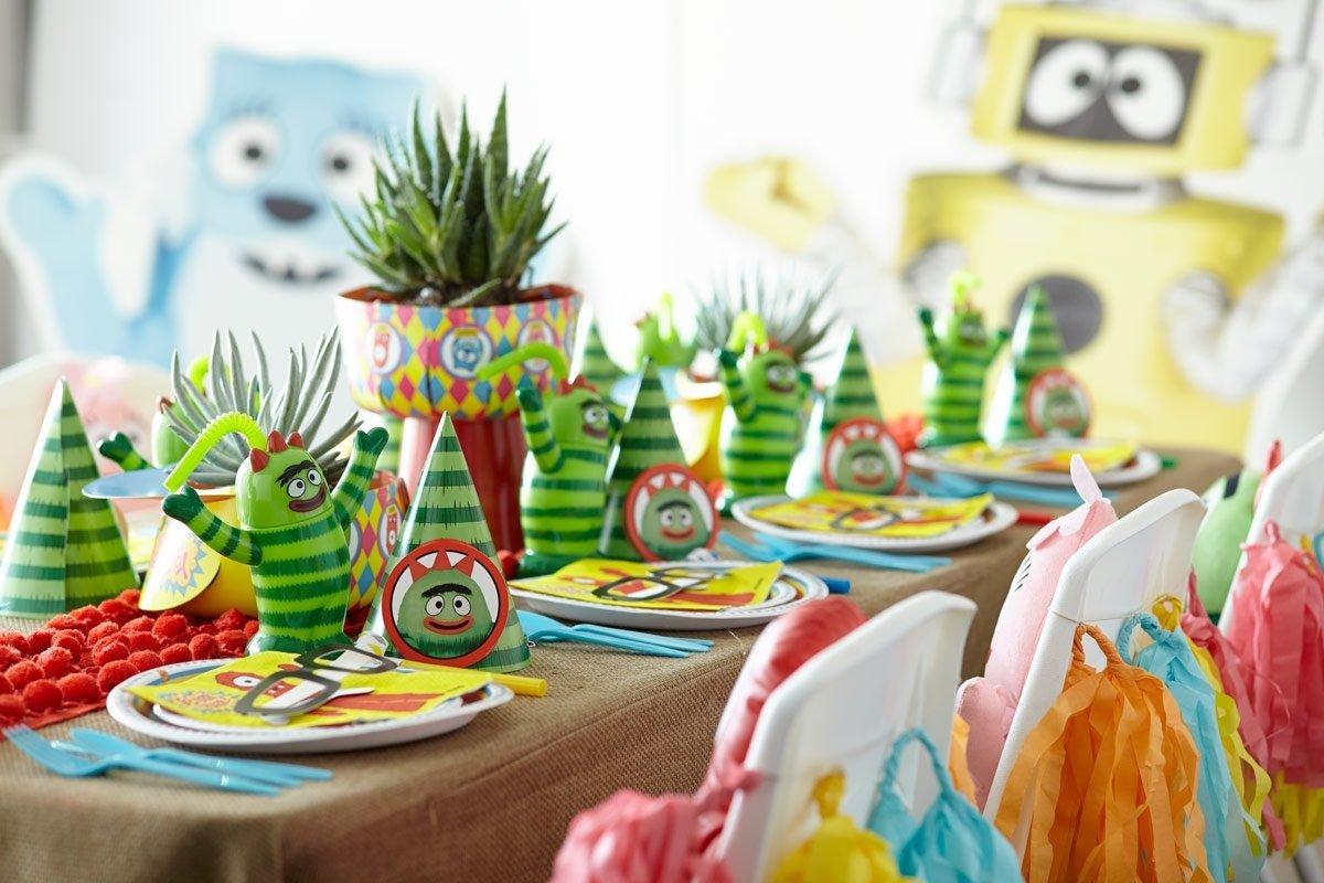 10 Great Yo Gabba Gabba Birthday Party Ideas yo gabba gabba birthday party evite 2020