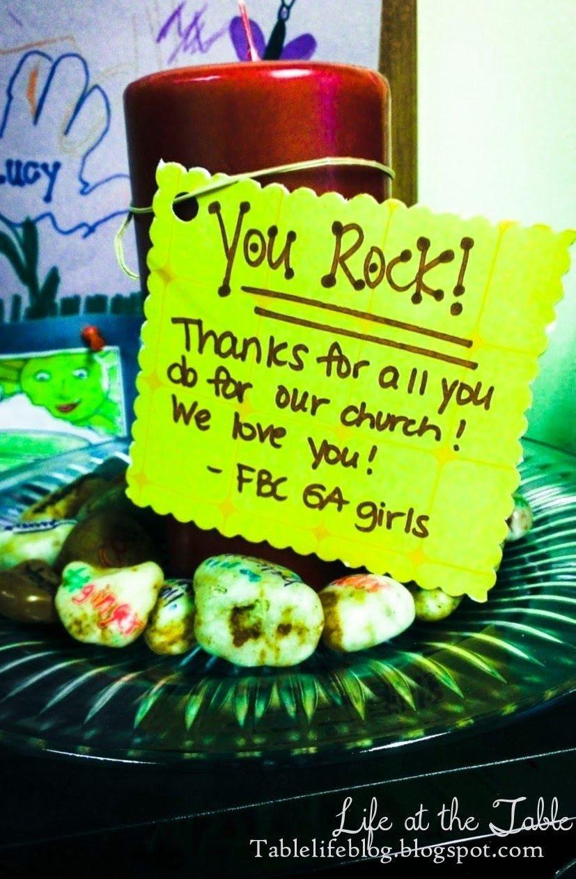 10 Stylish Ideas For Pastor Appreciation Month you rock adorable pastor appreciation gift for pastor appreciation 2020