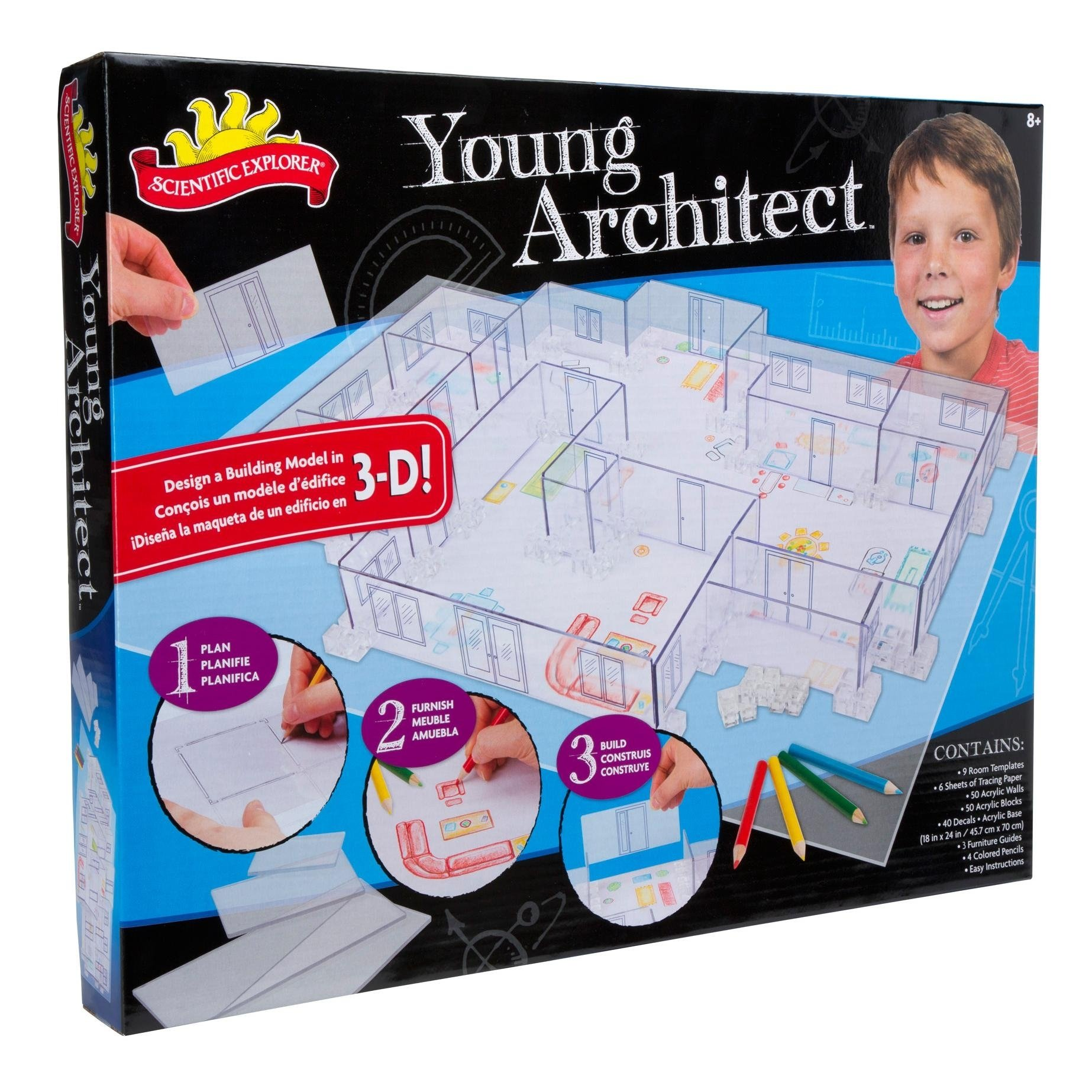 10 Nice Gift Ideas For 12 Year Old Daughter young architect science toys for kidsscientific explorer 2020