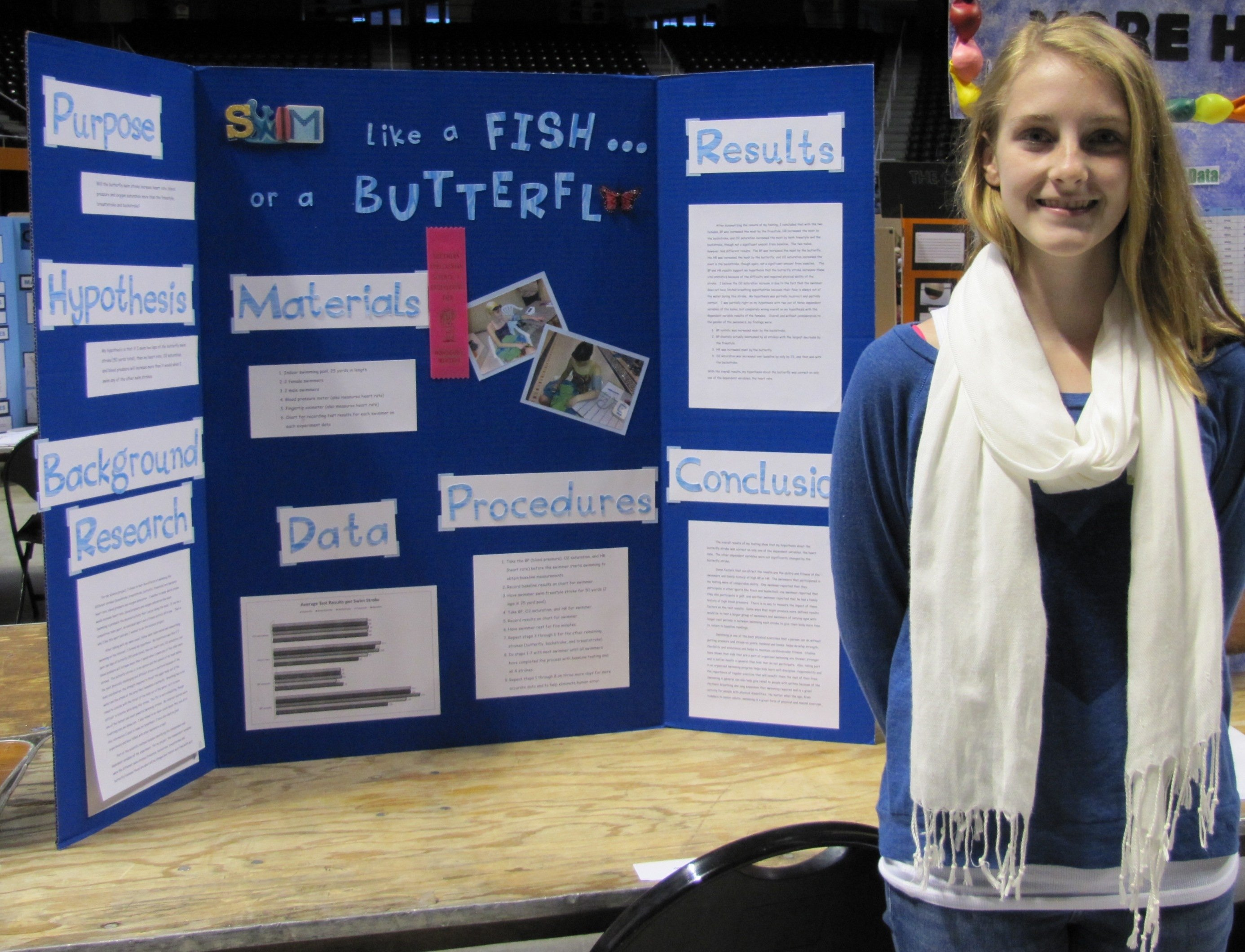 10 Stunning Award Winning Science Fair Ideas young scientists merit nimbios science fair prizes for swimmer 9 2021