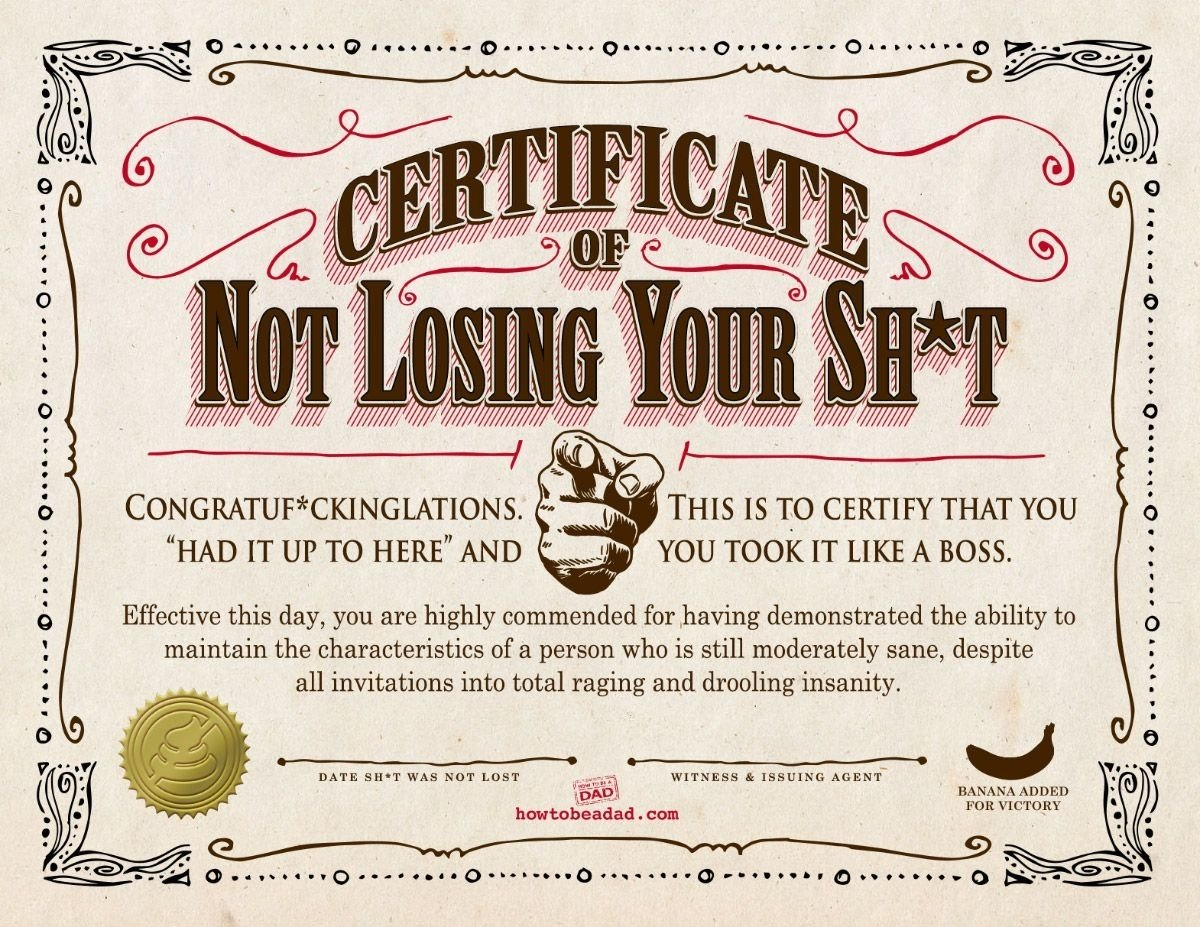 funny employee award certificates - Monza berglauf-verband com
