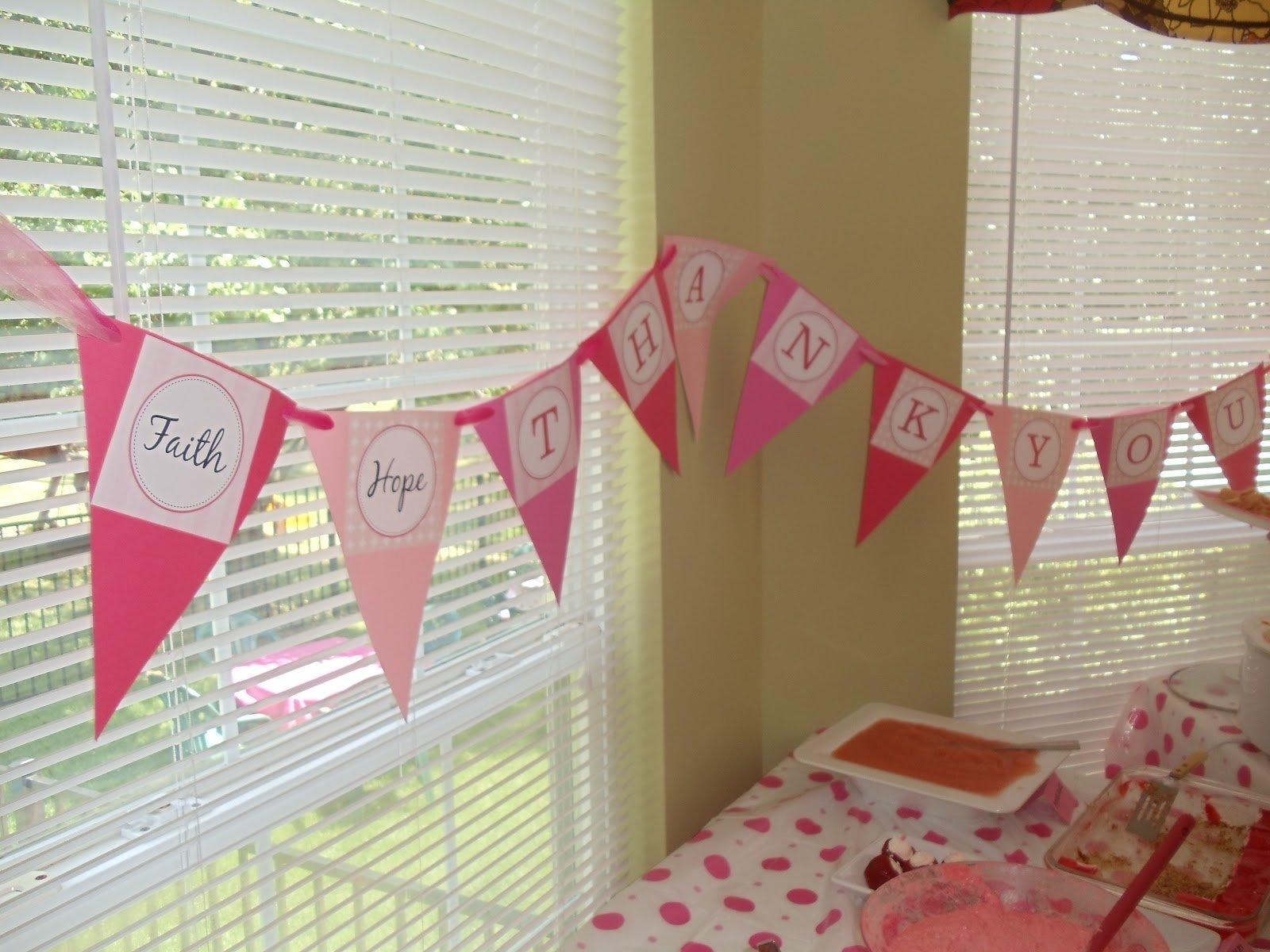 10 Lovable Breast Cancer Survivor Party Ideas your perfect event breast cancer survivor party 2