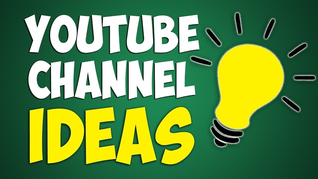 10 Gorgeous Ideas For A Youtube Channel youtube channel ideas topic kesay choose karen youtube 2020