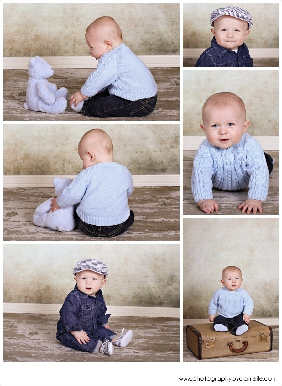 10 Fabulous 6 Month Baby Picture Ideas zachary six month old baby boy milwaukee baby photographer 9