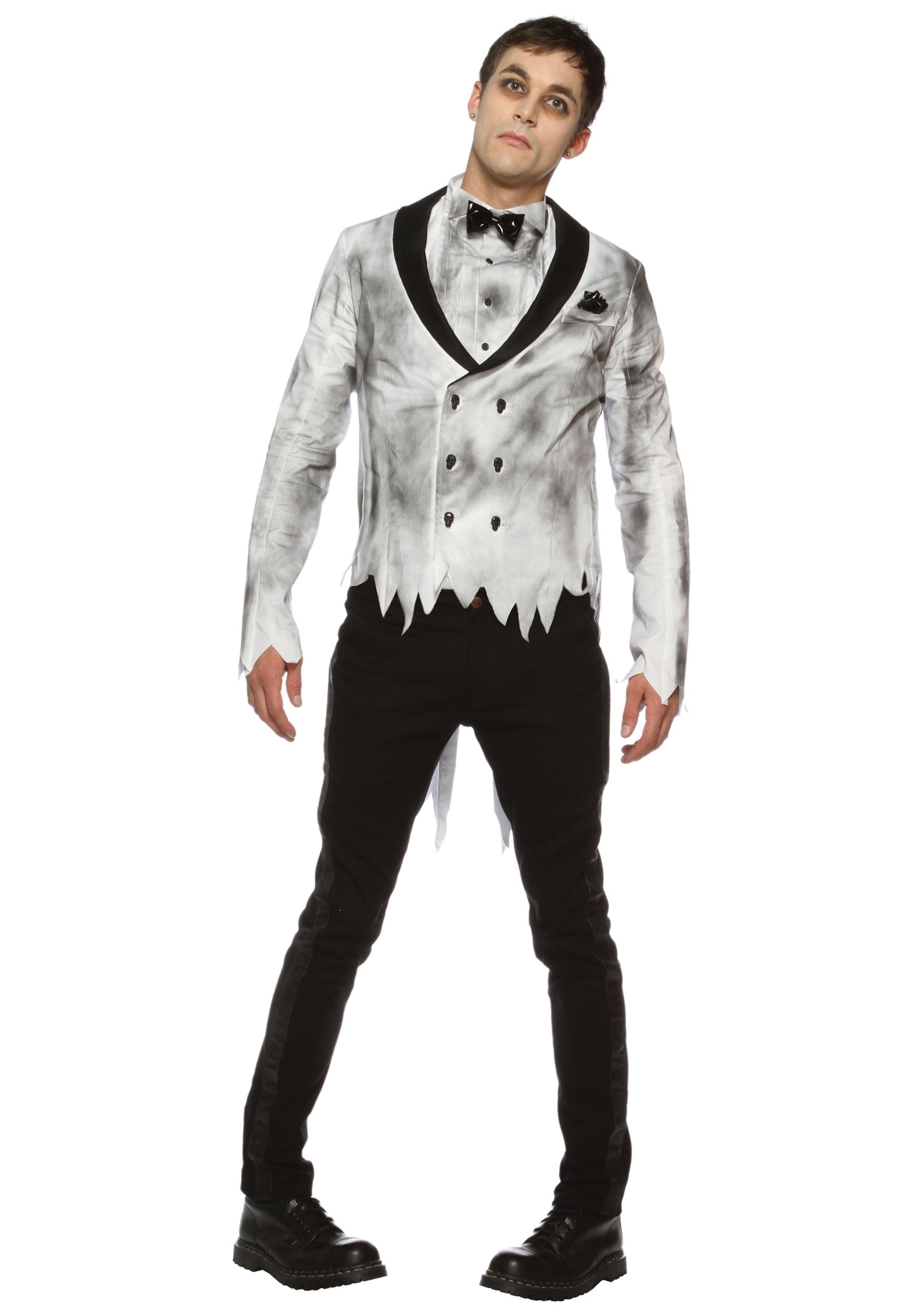 10 Fashionable Zombie Costume Ideas For Men zombie groom costume 2020