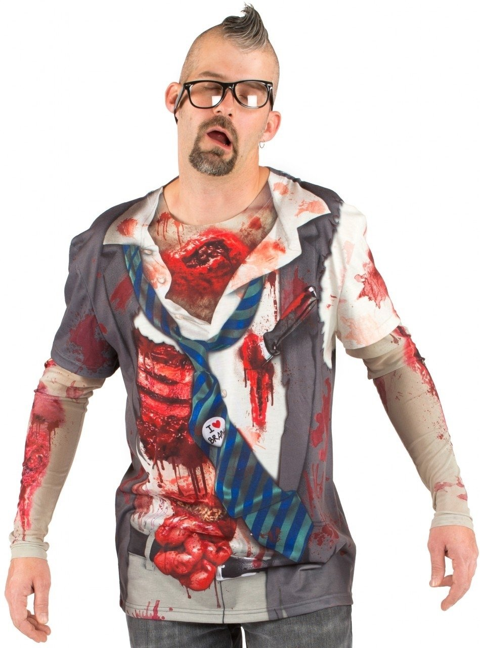 10 Fashionable Zombie Costume Ideas For Men zombie mens costumes and halloween costumes 2020