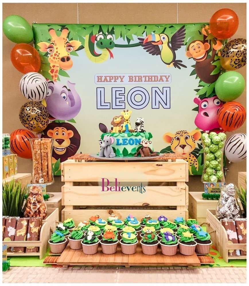 10 Spectacular Animal Themed Birthday Party Ideas zoo birthday party ideas zoo birthday zoos and birthdays 2020